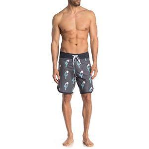 NWT Ezekiel Peyote Board Shorts 34